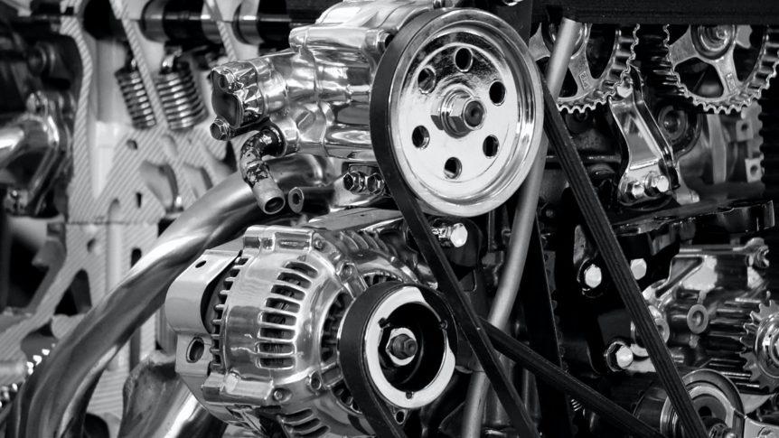 glass bead blasting automotive parts